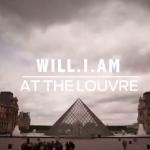 Will I am al Louvre