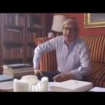 Vittorio Sgarbi riporta la Gioconda a casa