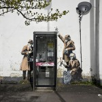 Banksy, The spy booth