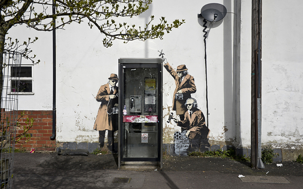 Distrutto murales di Banksy in Gb, valeva un milione di euro