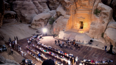 Petra, photo Nadir Daoud