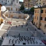 Scalinata di piazza di Spagna, Photo Chiara Pace