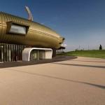 Il nuovo Centro Pecci di Prato progettato da Maurice Nio - NIO Architecten. Foto- Lineashow A