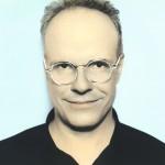 Hans Ulrich Obrist, photo Youssef Nabil