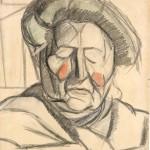 Umberto Boccioni, La madre dell'artista
