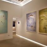 Luca Grechi, In-FInito, Galleria La Line, Installation view