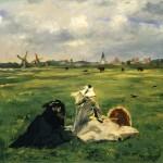 Mante, Le rondini, 1874