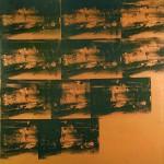 Andy Warhol, Orange car crash