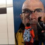 Metro New York, Chuck Close