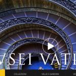 Musei vaticani, nuovo sito