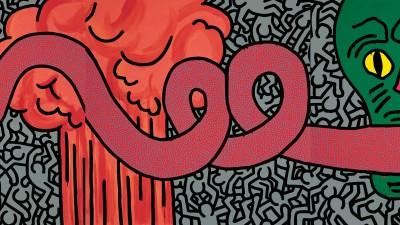 Keith Haring, palazzo Reale