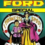 Copertina della parodia dei  Promessi sposi pubblicata su Alan Ford Special del 1997