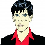 Dylan Dog -Angelo Stano viso  coloreHD