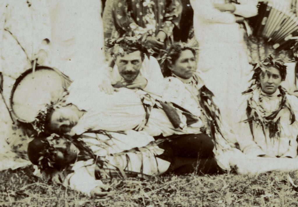 Non esistevano tracce del periodo polinesiano di Paul Gauguin..