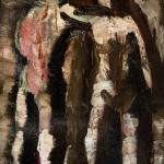 Due Figure, Sironi