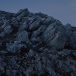 Dolostone outcrop in the Campo Imperatore plateau, Gran Sasso and Monti della Laga National Park, Abruzzo, Italy. (2015)