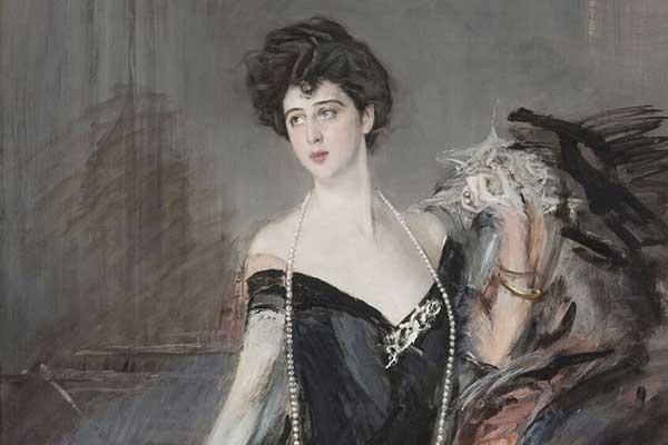Giovanni Boldini, Donna Franca