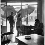 Pietro Donzelli, Caffe a Rosolina, 1954