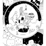 Michael DeForge, Dressing