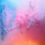 David Lachapelle, new world, 2017