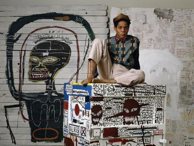 La New York di Basquiat in mostra a Roma