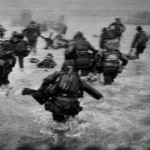 Robert Capa, D day