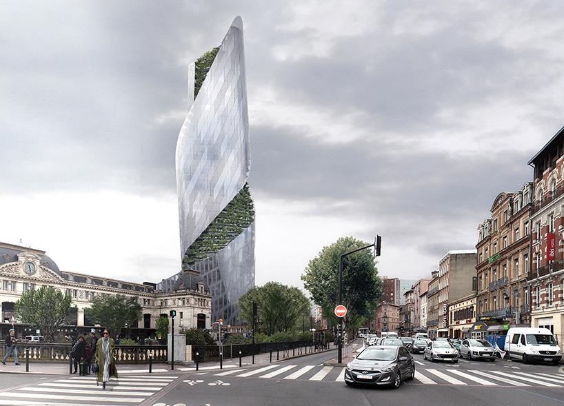Daniel Libeskind, Occitanie Tower
