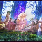 David Lachapelle, The first supper, 2017