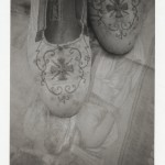 Patti Smith, Slippers of Pope Benedict XV, New York City, 2007, 10 X 8 in (25.4 X 20.3 cm)
