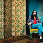 Alessandro Michele, Photograph by Pari Dukovic—Trunk Archive/Courtesy The New Yorker