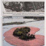 CHRISTO, Surrounded Islands, Courtesy De Primi Fine Art, Lugano