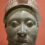Bronze Head from Ife