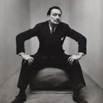 Irving Penn, Salvador Dali