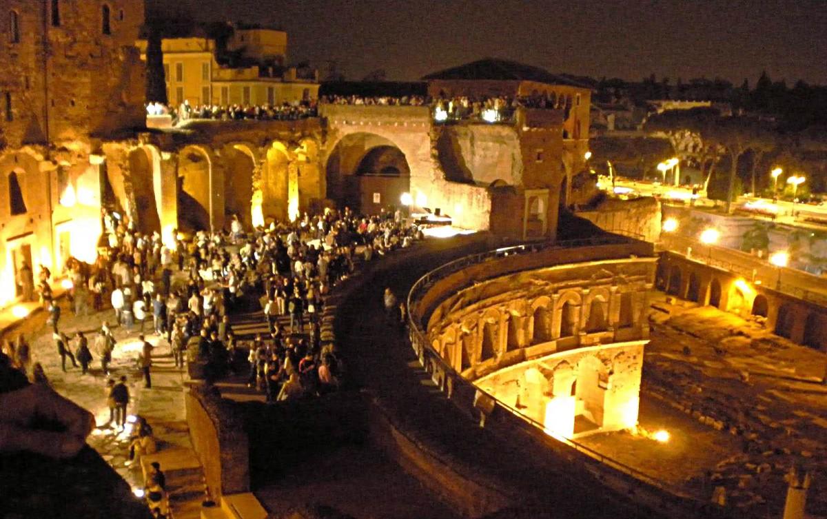 Roma-Notte dei Musei