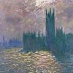 Claude Monet, Londres. Le Parlement. Reflets sur la Tamise, 1905