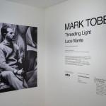 Mark Tobey, La luce filante