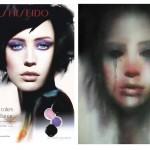 6_Marco Rea_Untitled_opera e manifesto pubblicitario a confronto