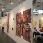Volta, tappeti azeri di Faig Ahmed, Montoro 12, Roma