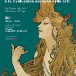 Locandina, Liberty la rivoluzione delle arti europee