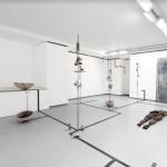 Black dance, Valentin gallery, 2016, installation view
