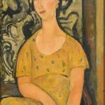 Modigliani_Donna-dal-vestito-giallo-664x1024