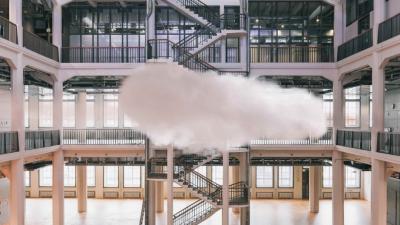 Cloudscapes, Transsolar e Tetsuo Kondo, ZKM, 2015