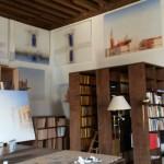 Veduta atelier Roger de Montebello (0)