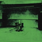 Andy Warhol, Sedie elettriche