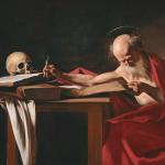 San Girolamo, Caravaggio, copyright Ministero dei Beni e delle Attività Culturali e del Turismo - Galleria Borghese