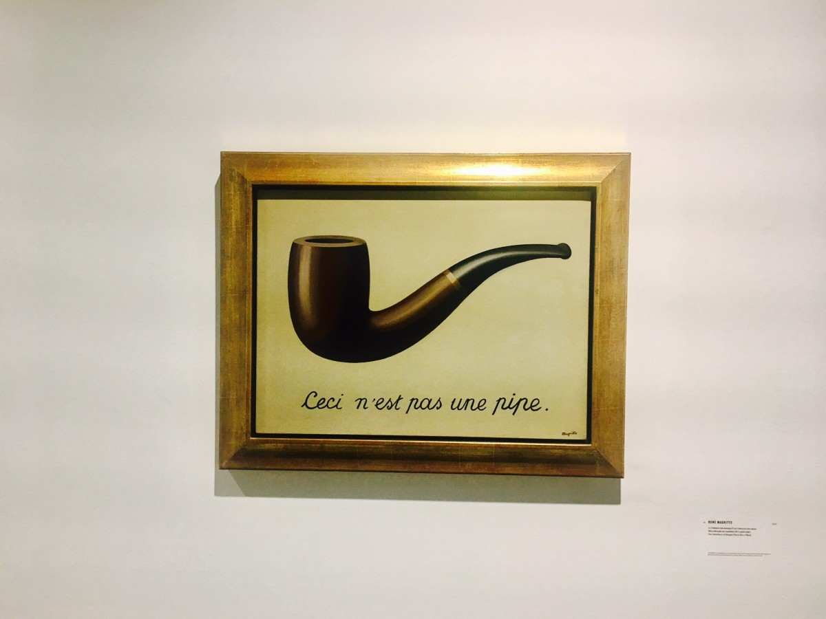 Magritte Bruxelles