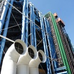 Pompidou, parigi