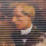 Massimiliano Alioto - Hendrik  Andersen olio su tela cm 40x50 2017