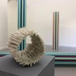 Matteo Nasini, Il Giardino Perduto, Exhibition detail Courtesy Operativa, Rome
