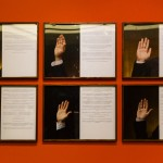 Danilo Correale, The visible hand, the future in their hands, 2013, photo Francesca Salvati
